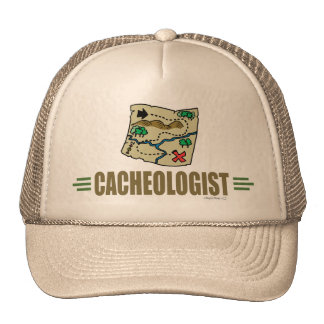 Humorous Geocaching Cap