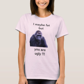 humorous gorilla products T-Shirt