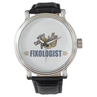 Humorous Handyman Watch