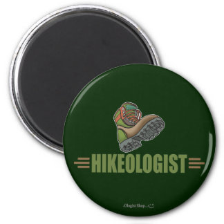Humorous Hiking Magnets