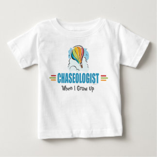 Humorous Hot Air Ballooning Baby T-Shirt
