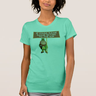 Humorous Irish beer T-Shirt