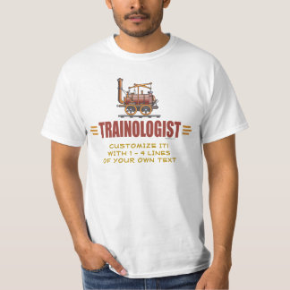 Humorous Railroad T-Shirt