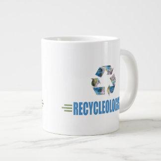 Humorous Recycling Jumbo Mugs