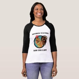 Humorous Retired Teacher Shirt