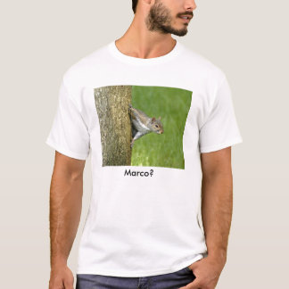 Humorous wildlife t-shirt