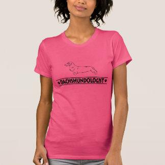 Humorous Wirehaired Dachshund Tshirts
