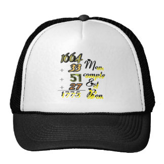 HUMOUR png ALCOHOL Mesh Hats