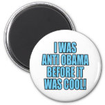 Humourous Anti Obama T-Shirts and Bumper Stickers Fridge Magnet