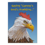 Humourous Cancer Affirmation card