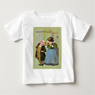 Humourous couple tee shirt