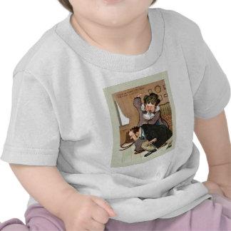 Humourous couple t-shirts