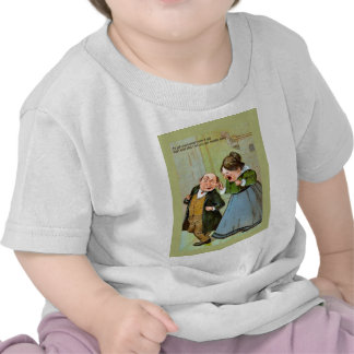 Humourous couple shirts