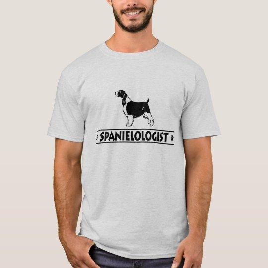 Humourous English Springer Spaniel T-Shirt