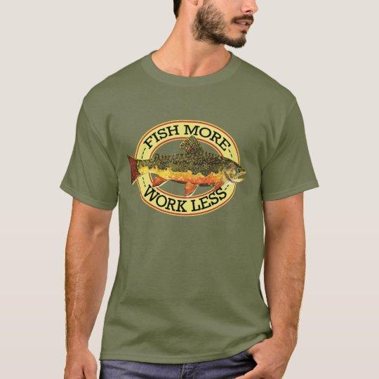Humourous Fly Fishing T-Shirt