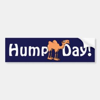 Hump Day! Bumper Sticker