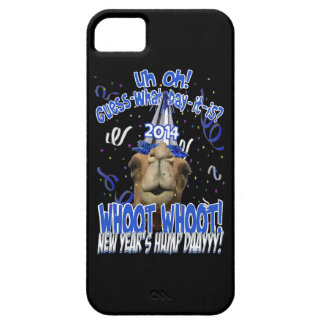 Hump Day Camel 2014 New Year's Eve Party iPhone 5 Cover