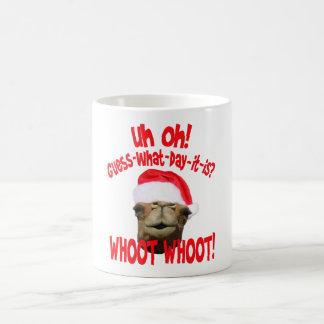Hump Day Camel Christmas Coffee Mug