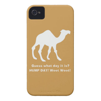Hump Day Camel iPhone 4 Case