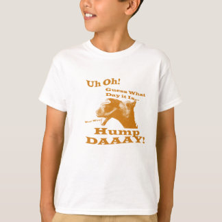 Hump Day Camel! T-Shirt