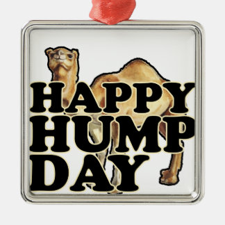 Hump Day Camel T Shirts M.png Christmas Ornament