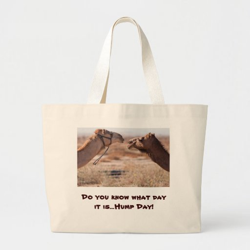 Hump Day Camels Bags