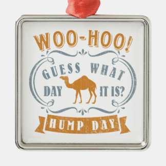 Hump day christmas ornament