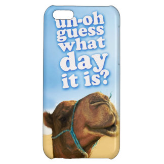 Hump Day iPhone 5C Covers