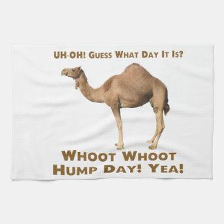 Hump Day Tea Towel