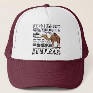 HUMP DAY TRUCKER HAT