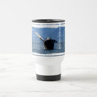 Humpback Barrel Roll; 2012 Calendar Stainless Steel Travel Mug