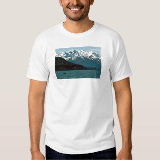 Humpback Whale Breaching in Southeast Alaska T Shirts