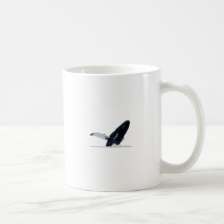 Humpback Whale Breaching Mug