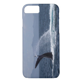 Humpback Whale Tail Splash iPhone 7 Case