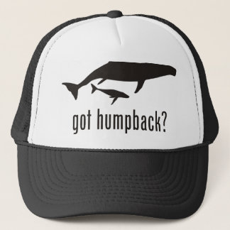 Humpback Whale Trucker Hat