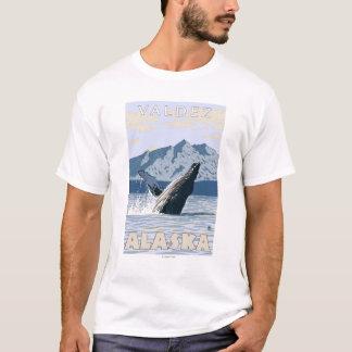 Humpback Whale - Valdez, Alaska T-Shirt