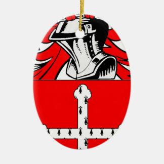 Humphreys Coat of Arms Ornament