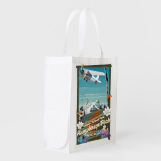 Humphreys Peak,Humphreys Peak,Flagstaff,Arizona Reusable Grocery Bag
