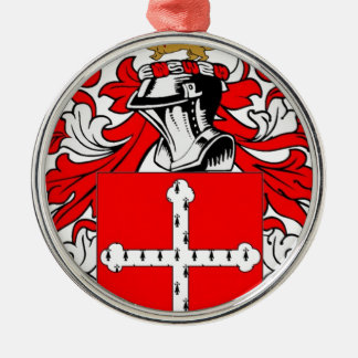 Humphries Coat of Arms Christmas Tree Ornament