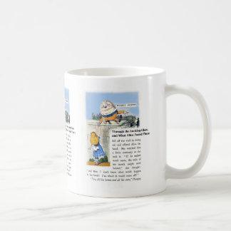 Humpty Dumpty Basic White Mug