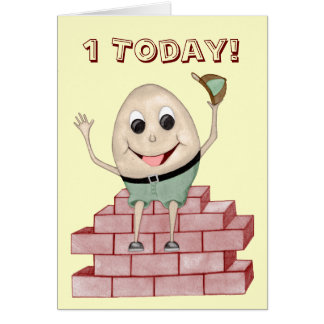 Humpty Dumpty Card