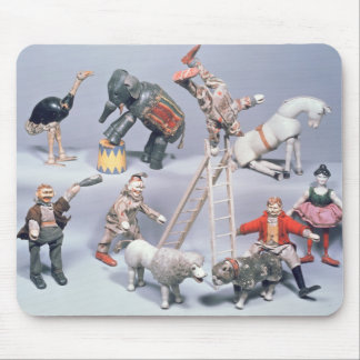 Humpty Dumpty Circus acrobats and menagerie Mouse Mat