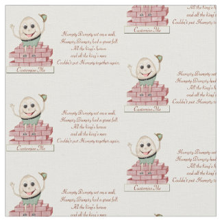 Humpty Dumpty Fabric