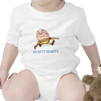 HUMPTY DUMPTY SAT ON A WALL - NURSERY RHYME BODYSUIT