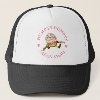 HUMPTY DUMPTY SAT ON A WALL TRUCKER HAT