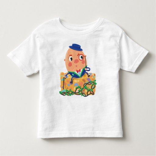 Humpty Dumpty Toddler T-shirt