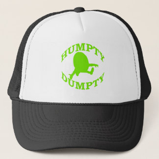 Humpty Dumpty Trucker Hat