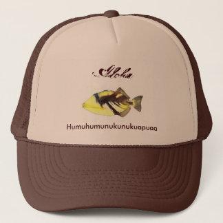Humuhumunukunukuapuaa , Aloha Trucker Hat