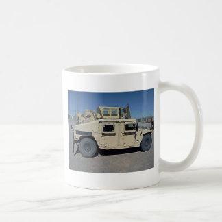 HUMVEE UNITED STATES MILITARY COFFEE MUG