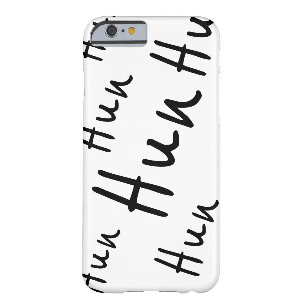 Hun Phone cover design